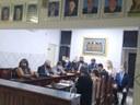 Posse dos Vereadores (a) Legislatura 2021 à 2024